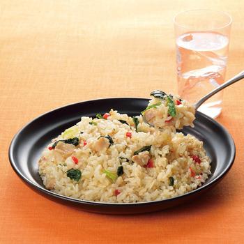味の素 (国産米) GP724 ねぎ塩豚カルビ炒飯 冷凍 250g