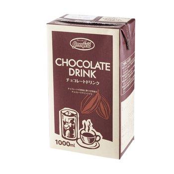 グリーンフィールド チョコレートドリンク 1000mL