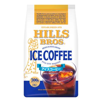 ヒルス  アイスコーヒー(粉)300g