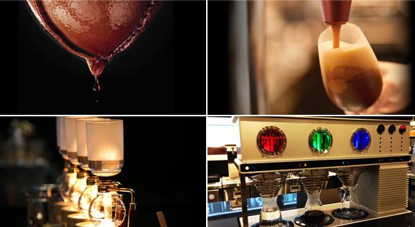 匠の技を再現するコーヒーマシンの開発